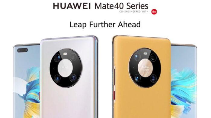 Huawei Mate 40 e Huawei P30 Lite aggiornamento fine gennaio 2021