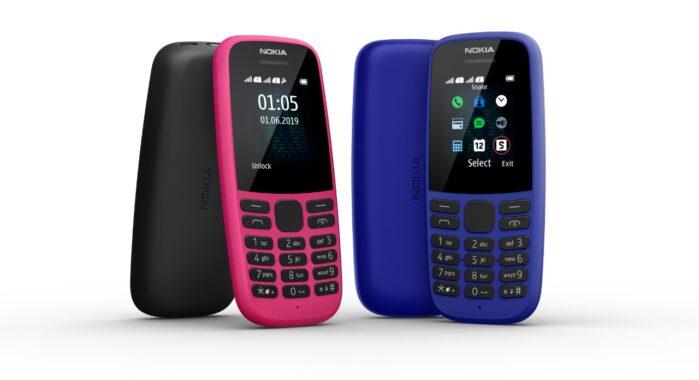 Nokia 105 prezzo coupon 19 euro spedito