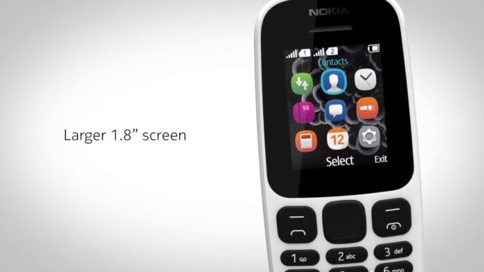 Nokia 105 prezzo scontato top