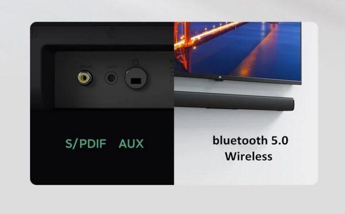 Redmi TV Soundbar connettività