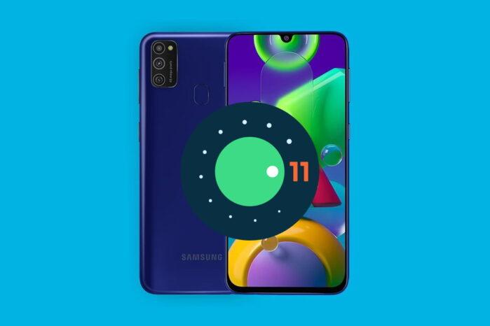 Samsung Galaxy M21 aggiornamento Android 11 ONE UI 3.0