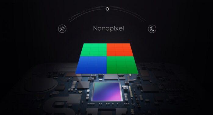 Tecnologia NonaPixel sensore 108MP Galaxy S21 Ultra