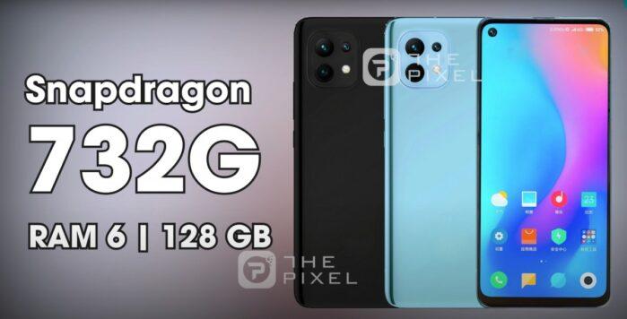 Xiaomi MI 11 Lite design spec 1