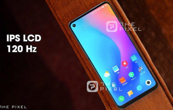 Xiaomi MI 11 Lite design spec 2