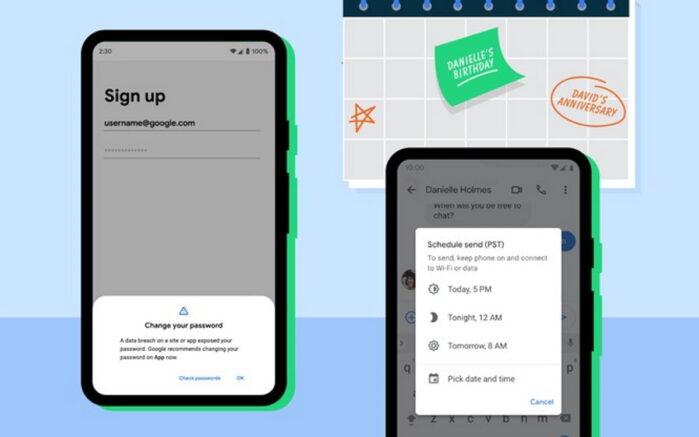 Android Auto, Maps, Assistente, messaggi e controllo Password aggiornati da Google: le novità