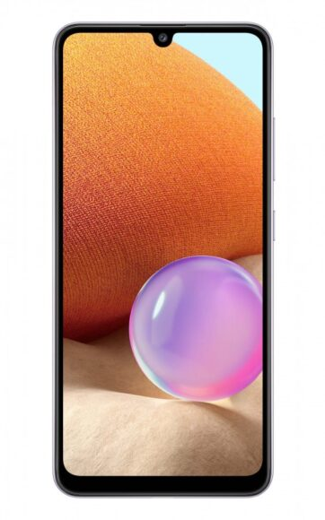 Galaxy A32 4G frontale