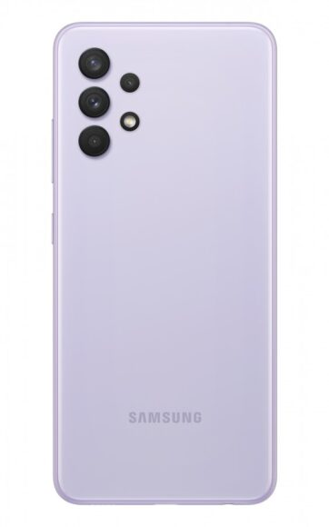 Galaxy A32 4G posteriore