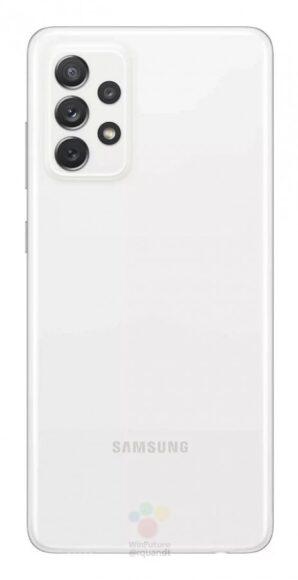 Galaxy A72 4G bianco