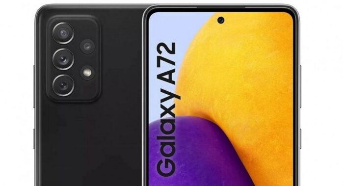 Galaxy A72 4G rumors e prezzo