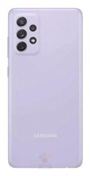 Galaxy A72 4G viola