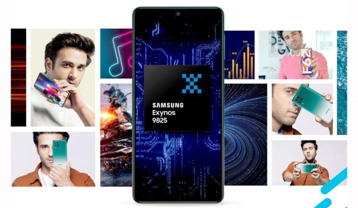 Galaxy F62 Exynos