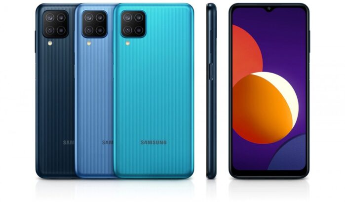 Galaxy M12 colori e specifiche