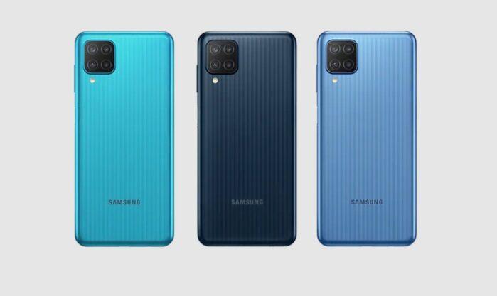 Galaxy M12 colori bis
