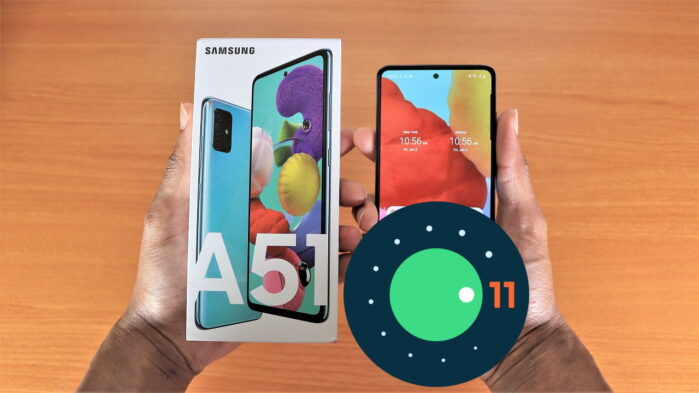 Galay A51 si aggiorna ad Android 11 con ONE UI 3.0 in Europa