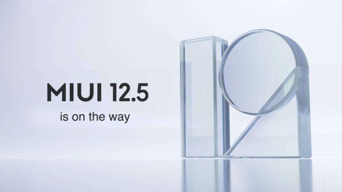 MIUI 12.5 Globale date e smartphone aggiornabili
