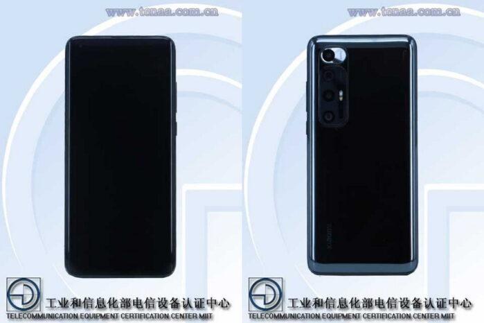 Nuovo Xiaomi MI 10 Certificato TENAA