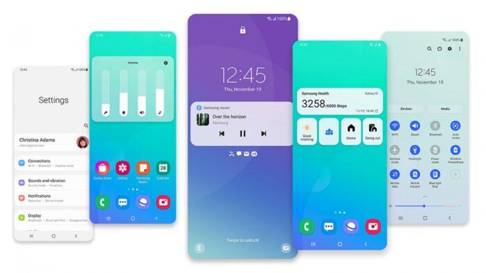 One UI 3.0 Galaxy A71 5G
