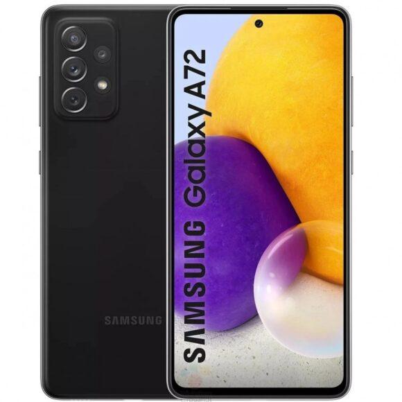 Samsung Galaxy A72 4G dettagli rumors 1