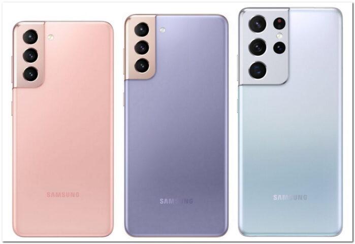 Samsung Galaxy S21 (gamma) si aggiorna in anticipo alle patch di marzo 2021: le novità