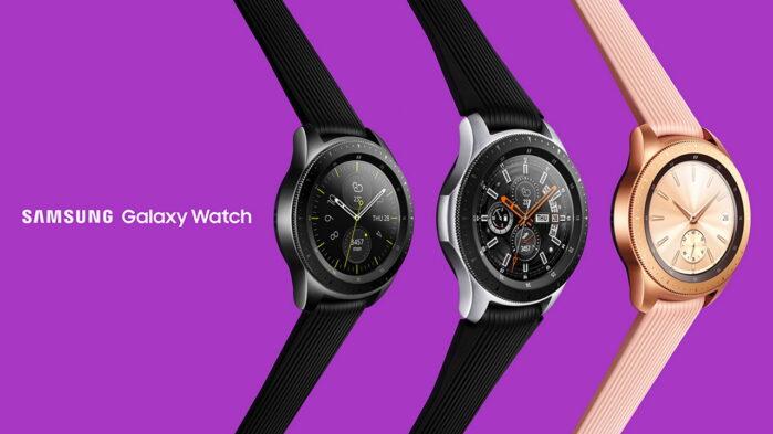 Samsung Galaxy Watch e Active si aggiornano con le funzioni del Watch 3