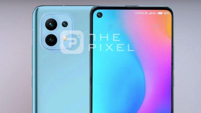 Xiaomi MI 11 Lite rumors