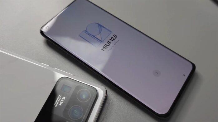 Xiaomi MI 11 Ultra MIUI 12.5