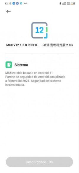 Xiaomi Mi Note 10 aggiornamento Android 11 Europa