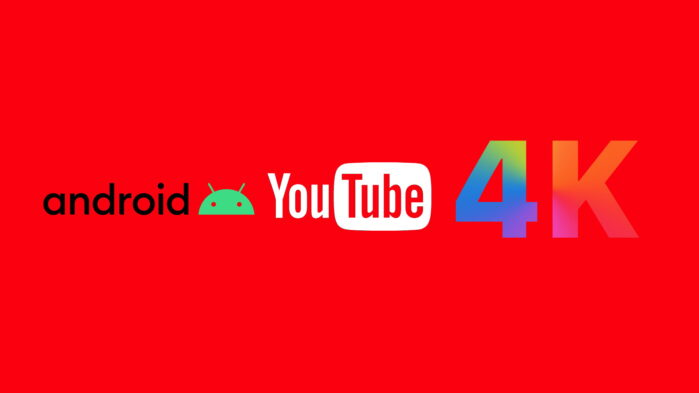 Youtube Android riproduzione 4K anche senza display 4K