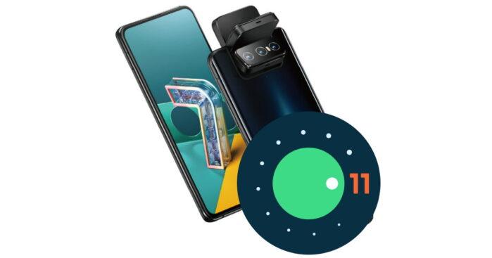 Asus Zenfone 7 e 7 Pro aggiornamento Android 11