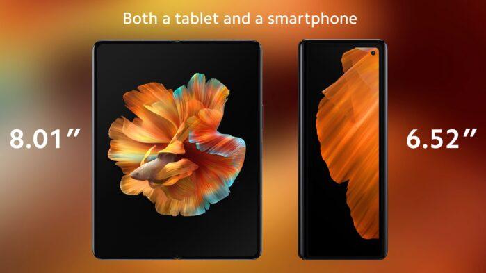Display Xiaomi Mi MIx Fold
