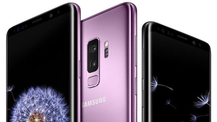 Galaxy S9 aggiornamento firmware marzo 2021