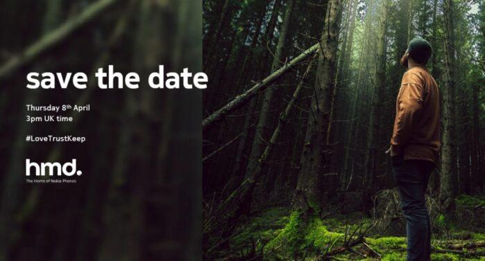 HMD Global Evento Nokia 8 aprile 2021