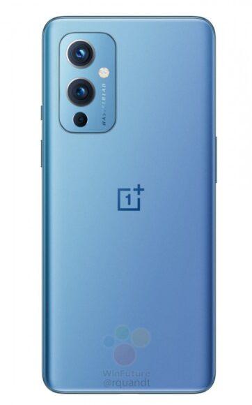 OnePlus 9 BLU
