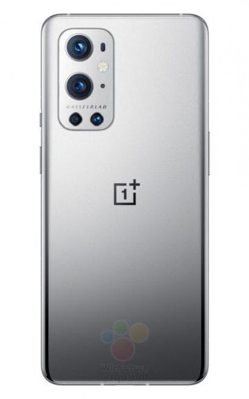 OnePlus 9 Pro bianco