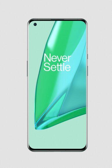 OnePlus 9 Pro design frontale