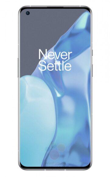 OnePlus 9 Pro frontale