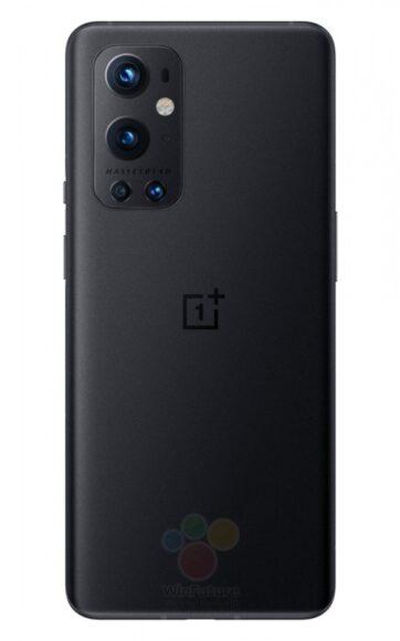 OnePlus 9 Pro nero