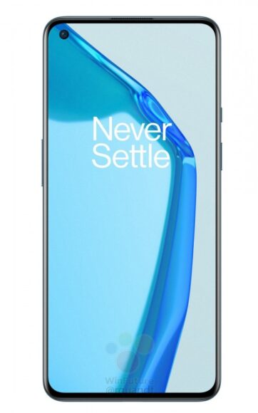 OnePlus 9 frontale
