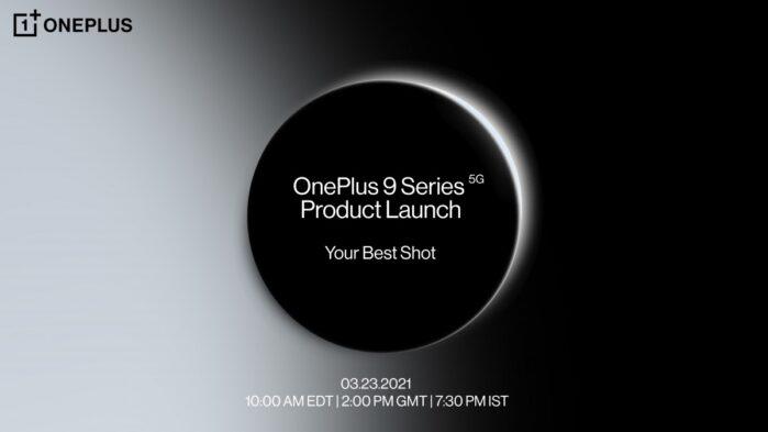 OnePlus 9 serie data annuncio confermata