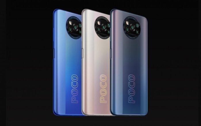 Poco X3 Pro Colori