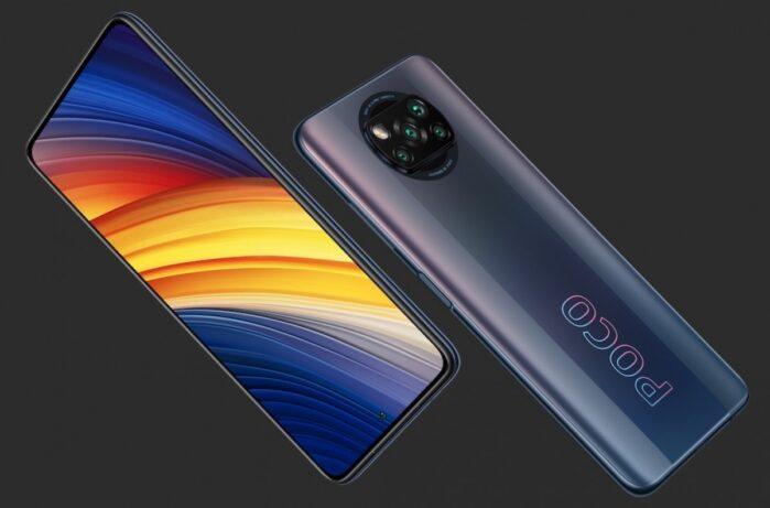 Poco X3 Pro design ufficiale