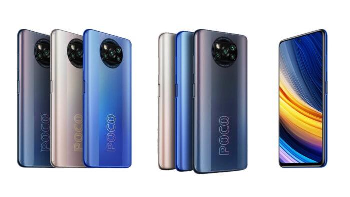 Questi potrebbero essere i prezzi ufficiali dello Xiaomi Poco X3 Pro in Europa