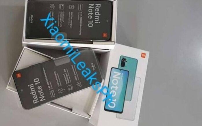 Redmi Note 10 ultimi rumors e dettagli su chipset display e batteria