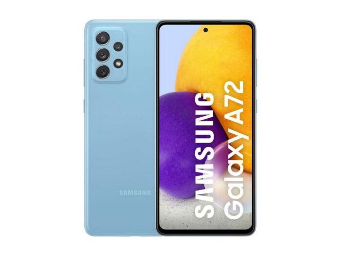 Samsung Galaxy A72 ufficiale prezzo caratteristiche unboxing