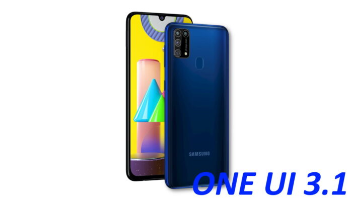 Samsung Galaxy M31 aggiornamento ONE UI 3.1 disponibile in India