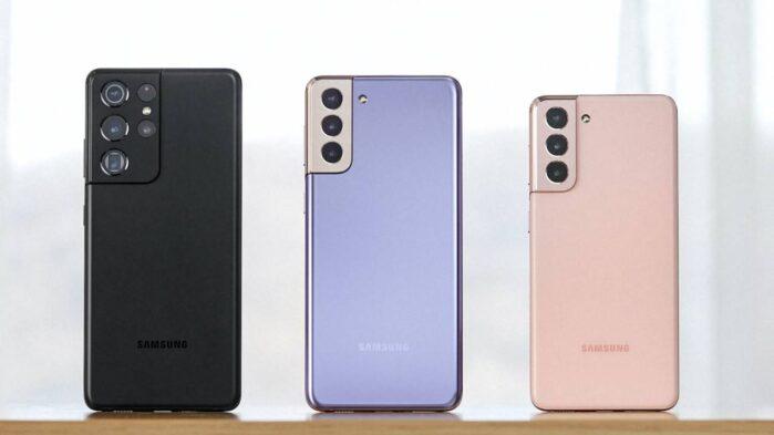 Samsung Galaxy S21 la gamma si aggiorna con le patch aprile 2021