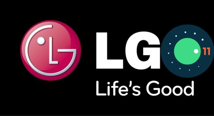 Smartphone LG aggiornamento android 11 road-map con date