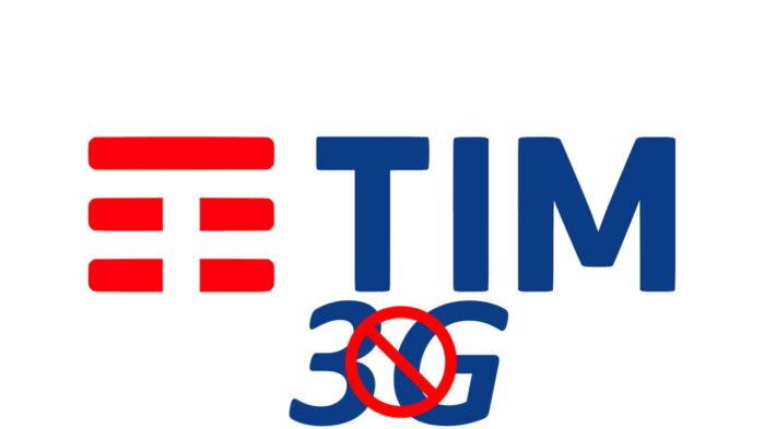 TIM spegnimento 3G