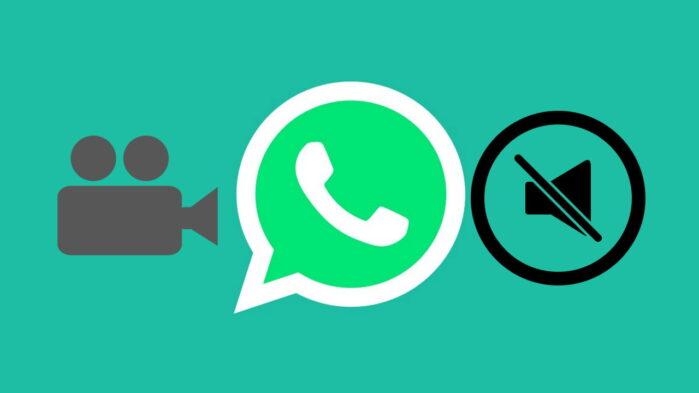 WhatsApp aggiornamento silenziare audio dei video in condivisione