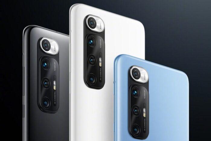Xiaomi MI 10S data ufficiale 10 marzo 2021
